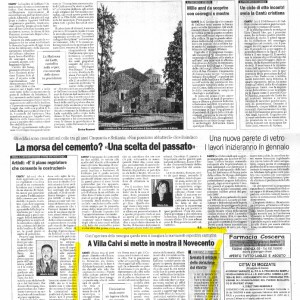 2006 01 Luglio la Provincia di Como