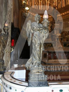 Santuario Angelo clero italiano