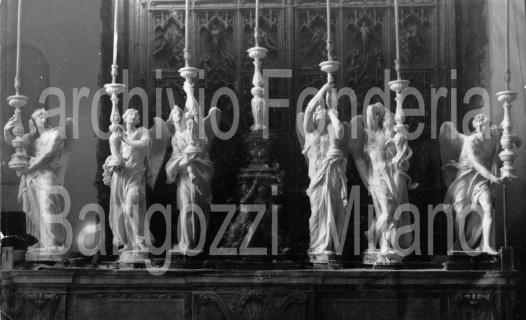 Pisa Duomo Angeli Fonderia Barigozzi