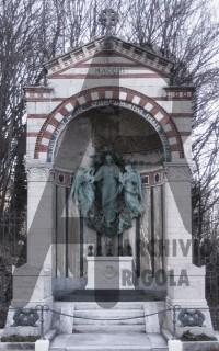Sacro Monte Varese Tomba Macchi Zonda