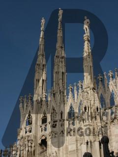 Milano Duomo Guglie