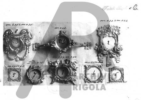Rigola Fonderia Artistica Bronzi per Mobili 2