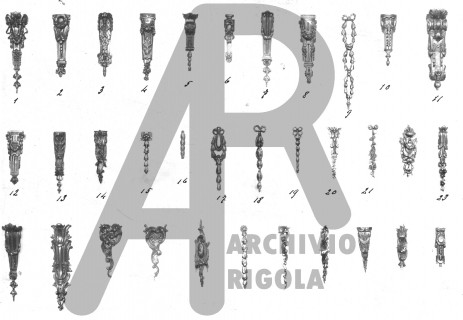 Rigola Fonderia Artistica Bronzi per Mobili 3