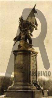 Monumento ai Caduti Rigola Bozzetto