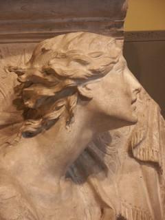 17 Villa Calvi Mostra Scultori Rigola Sala Duomo Milano Gesso Altare Maggiore Angelo