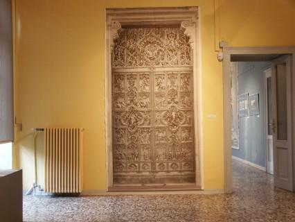 19 Villa Calvi Mostra Scultori Rigola Sala Duomo Milano Porta Centrale