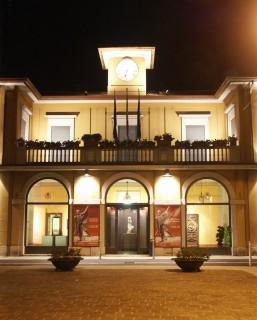 1 Villa Calvi Cantu Mostra Scultori Rigola