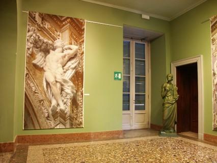 24 Villa Calvi Mostra Scultori Rigola Santa Cecilia Duomo Milano Lesena Duomo Chiavari