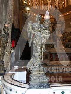 Bussana Santuario Angelo Clero Italiano