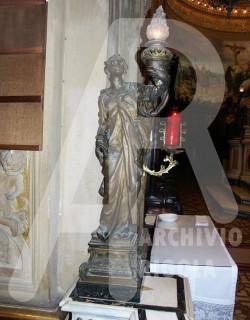 Bussana Santuario Angelo Popolo Bussanese