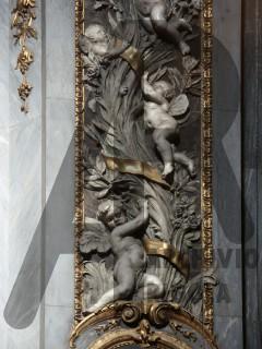 Chiavari Duomo Lesena Rigola Modello Putti 1