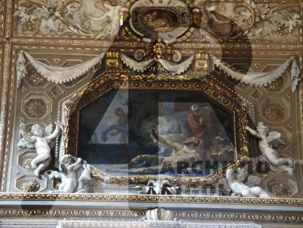 Genova Duomo Cappella Cybo Putti Modellazione Rigola