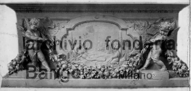 Rigola Scultori Deposizione Altare