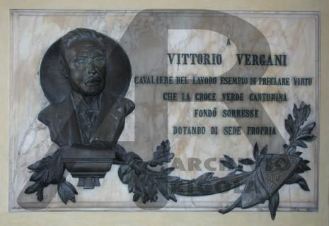 Vittorio Vergani Bronzo Rigola