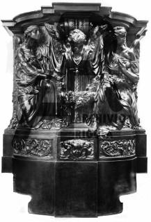 Duomo Milano Base Bronzea Altare Maggiore Rigola 2