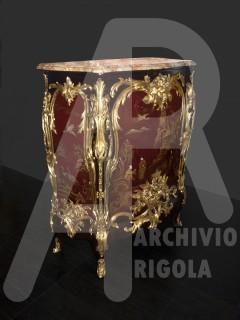 Mobile con Cineserie Bronzi Rigola 1
