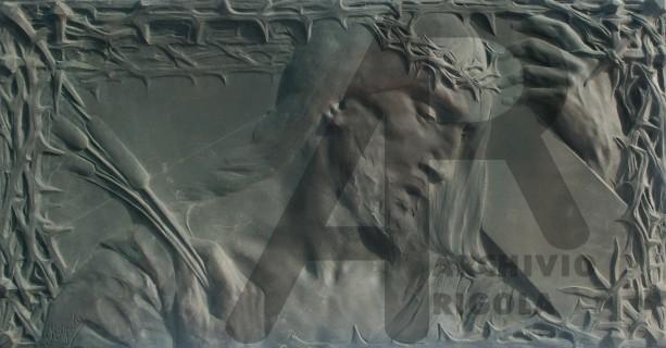 Rigola Bronzi Bassorilievi Cristo