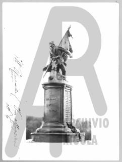 Rigola Monumento ai Caduti Bozzetto