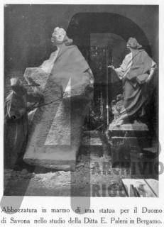 Duomo Savona Giovanni Evangelista Rigola Gesso Catalogo Paleni