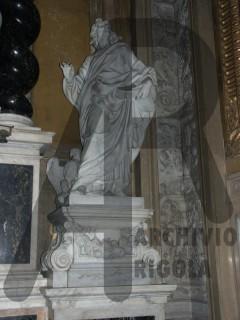 Duomo Savona Giovanni Evangelista Rigola Marmo