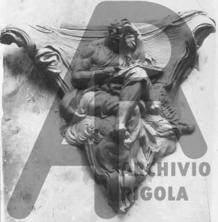 Milano Chiesa san Marco Evangelista Luca Plastilina Rigola