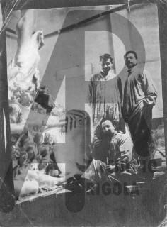 Esposizione Universale 1906 Milano Rigola Gruppo Scultoreo Ceramiche Faentine
