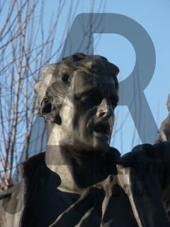 Zogno Monumento ai Caduti Rigola Bronzo Particolare