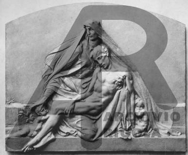 Rigola Scultori Monumenti Funerari Bronzo Bassorilievo Pieta