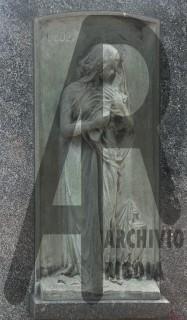 Rigola Scultori Monumenti Funerari Bronzo Fede