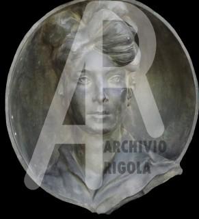 Rigola Scultori Monumenti Funerari Bronzo Madre