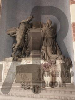 Rigola Scultori Monumenti Funerari Milano Boito Tomba